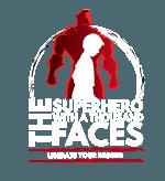 The Superhero With A Thousand Faces Logo